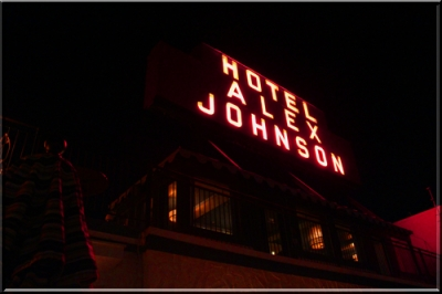 Hotel Alex Johnson