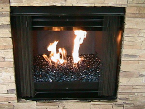 fire and ice glass ideas