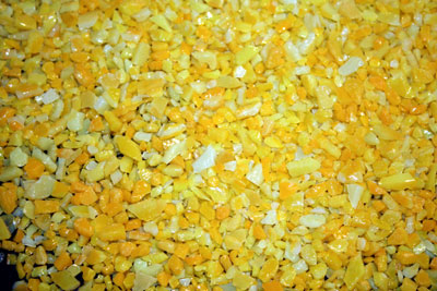 marigold yellow opal 0320 1