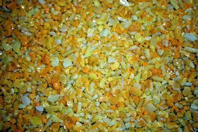 marigold yellow opal 0320 2