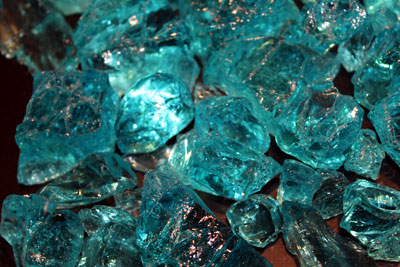 Large Fire Crystals for fireplaces and fire pits