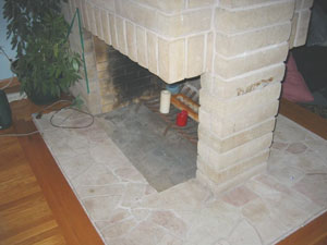 propane fireplace ideas